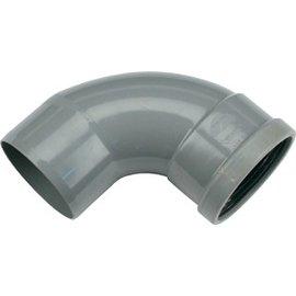 Wavin Wafix PVC 88 graden mof/spie