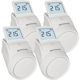 Honeywell Evohome 4 stuks voor 257 euro thermostaatknoppen HR92WE-4
