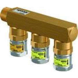 Uponor GAS VEILIGHEIDSVERD 3GR 3/4
