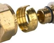 K3055 knelset VSH Multi Super, voor bevestiging op knelkoppeling