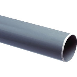 Wavin KLS WAV PVC AFVRBS 110MM DUNW  LG4