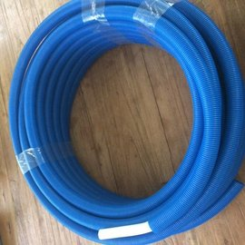 Uponor 25 m1 Uponor 16  + mantel blauw