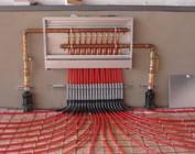 Rehau Rautherm vloerverwarming/ koeling