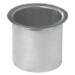 Born  zinkengoot tapeind voor bakgoot B70mm L=100mm 0214020071