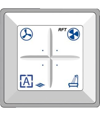 Itho Airconditioning bv ITHO RFT AUTO CO2 BADKAMER