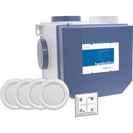 Itho Airconditioning bv ITHO CVE ECO VENTILATIE PAKKET