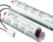Batterijen voor noodverlichting
