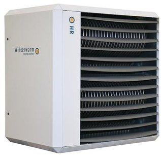 Winterwarm Winterwarm HR 80, gasgestookte hoogrendement luchtverwarmer met modulerende branderregeling