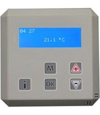 Winterwarm Multitherm C klokthermostaat 24V. voor 1-8 toestellen
