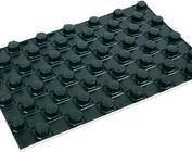 Henco Noppenplaat 11 mm. isolatie UFH-ISOPRO11