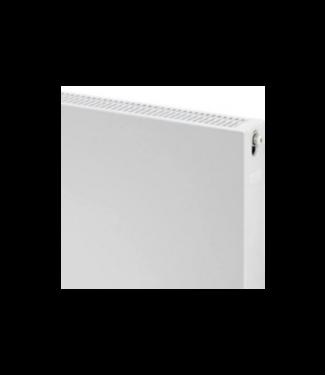 Plieger Compact flat paneelradiator compact vlakke plaat type 22 900x400mm 844W wit 983900408