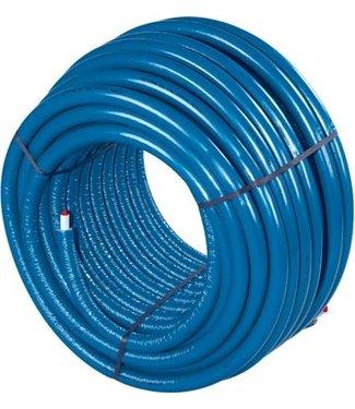 Uponor Deellengte Uponor 32 mm. MLCP buis water in iso 4 mm, maat 32 x 3 mm. blauw of rood diverse deellengtes, mag niet retour
