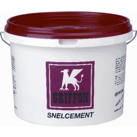 Bison International 6150081 SNELCEMENT 6 KG