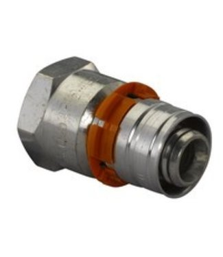 Uponor 1/2-14 SCHROEFBUS 1/2-14