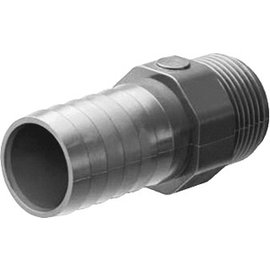 "Pipelife PVC SLANGTULE 1""X32X30 BUDR"