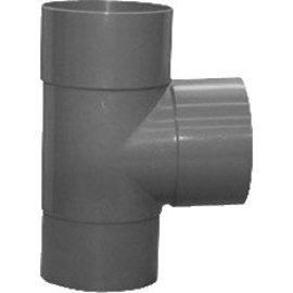 Pipelife PVC T-STUK 87.5G MOF/SP  50X50