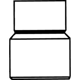 Pipelife PVC RW.V.ST 80X67 V.BAK 80-70