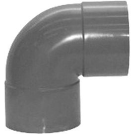 Pipelife PVC BOCHT 90 2XLYMMOF    75