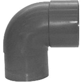 Pipelife PVC BOCHT 90 LYM MOF/SPIE 125
