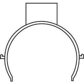 Pipelife PVC KL.ZADEL 110X40 MM