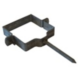 ACO GMX vierkante penbeugel 100mm