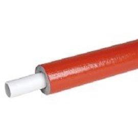 Frankische Rohrwerke iso 16x2mm rol=50m, dikte=9mm rood 73716204