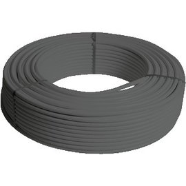 Viega Viega Pexfit Fosta-buis voor drinkwater en CV met mantel 20x2.3mm rol=50m, prijs=per meter zwart 435219