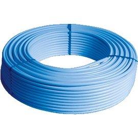 Viega Viega Pexfit Fosta-buis voor drinkwater en CV met isolatie en folie 20x2.3mm rol=50m, prijs=per meter blauw 449162