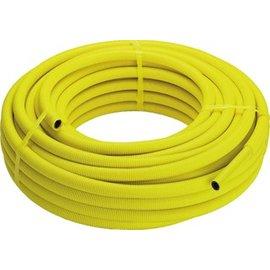 Viega Viega Pexfit Fosta G-buis voor gasinstallatie zonder mantel 25x2.8mm rol=25m, prijs=per meter geel 488826