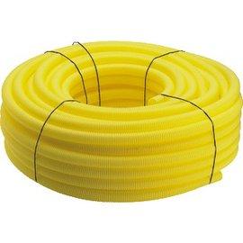 Viega Viega Pexfit PE-mantelbuis voor Fosta-buis 25x34mm rol=25m, prijs=per meter geel 488697