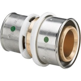 Viega Viega Pexfit koppeling brons 50X50mm 588205