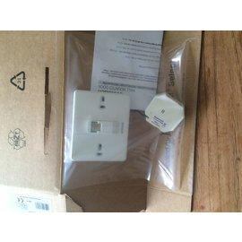 Honeywell ATF600 Evohome wandmontageplaat met voeding