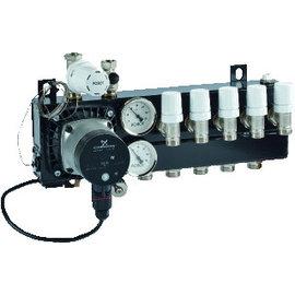 Robot Vloerverwarming VERD.UNIT  8-GR.ALPHA2L