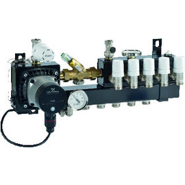 Robot Vloerverwarming LTV. UNIT  8-GR.ALPHA2L