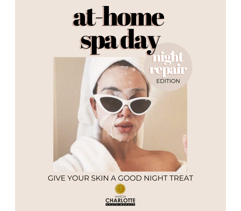 Mini Facial At-Home Spa Day