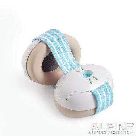 Alpine Muffy Baby Blue oorkap voor Baby's en Peuters