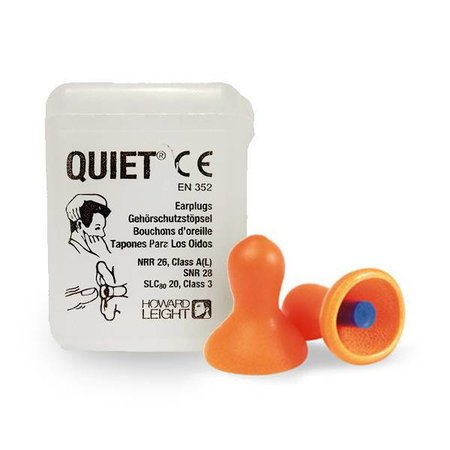 Howard Leight Quiet gehoorbescherming | 50 paar | SNR 28dB