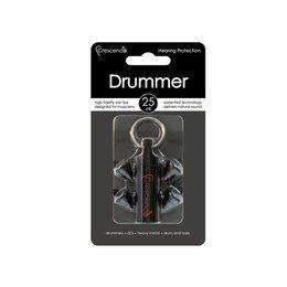 Crescendo Drummer oordopjes