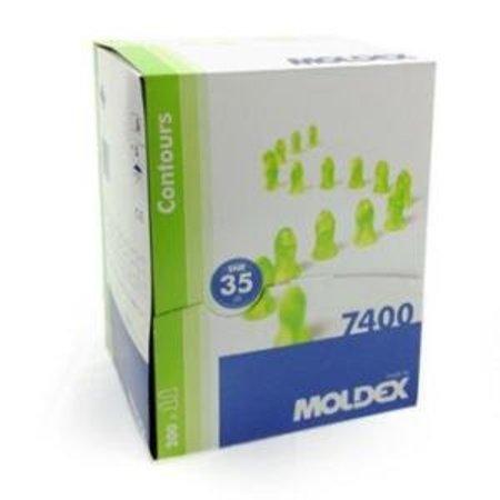 Moldex Contours 25 paar comfortabele oordoppen