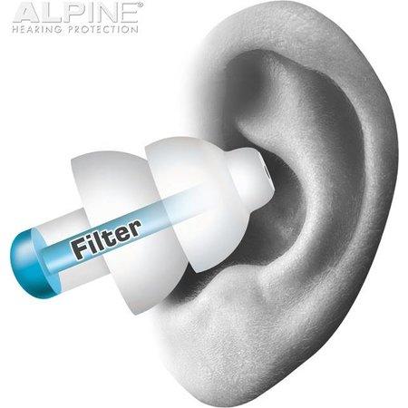 Alpine Swimsafe Oordopjes | Voorkomt water in oor (Tip)