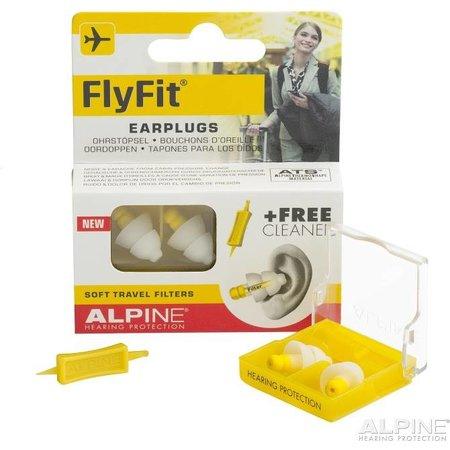 Alpine FlyFit Oordopjes | Om aangenaam te reizen (Tip!)