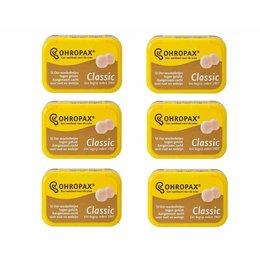 Ohropax Classic voordeelverpakking 36 paar