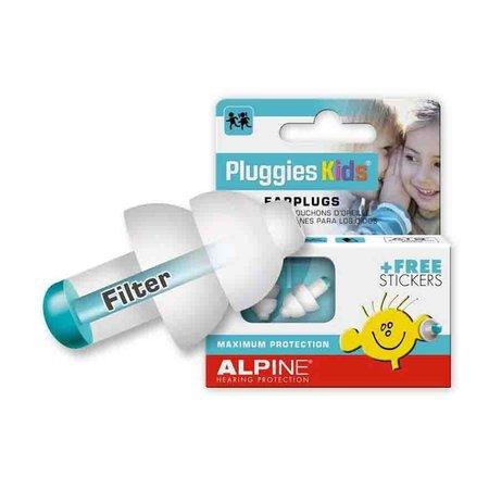 Alpine Pluggies Kids Oordopjes | Speciaal voor kinderen