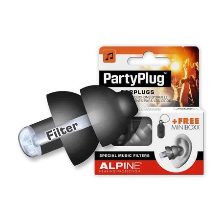 Alpine PartyPlug | Muziek oordoppen voor het uitgaan!