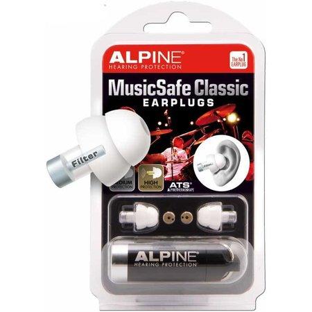 Alpine MusicSafe Classic | Muziek oordoppen incl. Travelbox