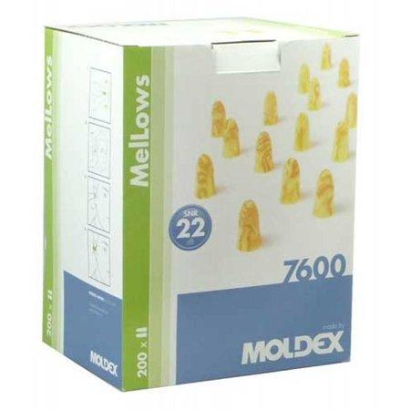 Moldex MelLows | 200 paar | SNR 22dB | Tegen gering geluidsoverlast