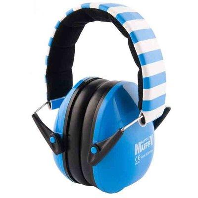 Alpine Muffy kinderoorkap blauw