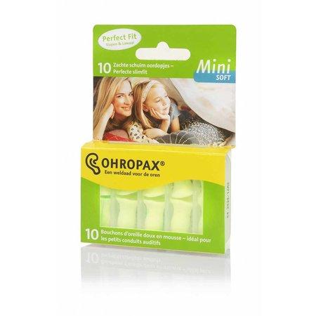 Ohropax Ohropax Mini Soft voor kinderen en kleine gehoorgang