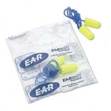 EAR Soft Yellow Neon oordopjes met koordje | SNR 36dB |