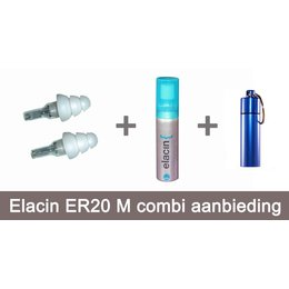 Elacin ER20 Medium | Combi aanbieding